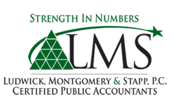 Ludwick, Montgomery & Stapp, P.C. logo